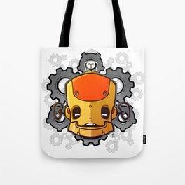 Brass Munki - Bot015 Tote Bag
