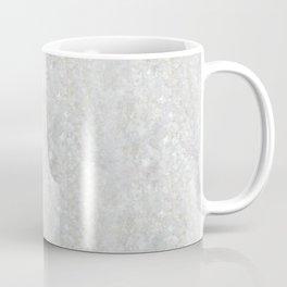 White Apophyllite Close-Up Crystal Coffee Mug