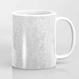 White Apophyllite Close-Up Crystal Coffee Mug