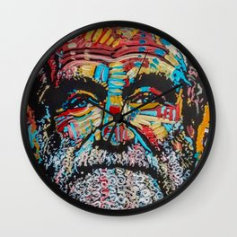 Reality, What a Concept... Wall Clock