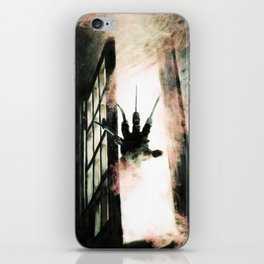 Never Sleep Again iPhone Skin