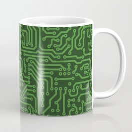 Circuits Coffee Mug
