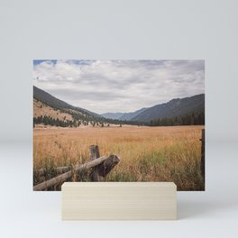 The Montana Collection - Durnam Meadow Mini Art Print