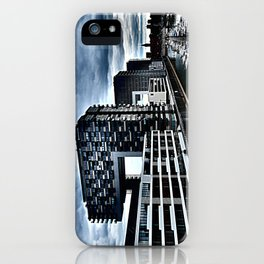 Harbor_Cologne_Germany iPhone Case