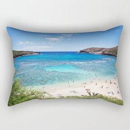 Hanauma Bay Rectangular Pillow