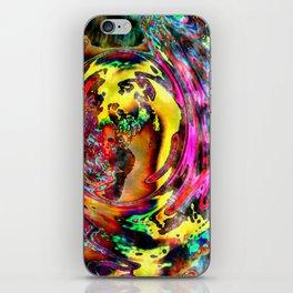 Wind 21 iPhone Skin