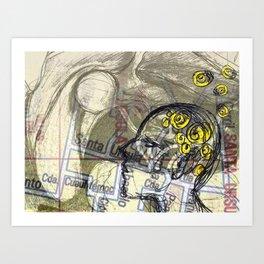 Res Ursula III Art Print