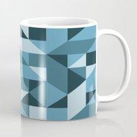 industrial Mugs featuring Industrial by Matt Borchert
