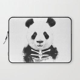 Zombie panda Laptop Sleeve