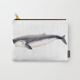 Pygmy sperm whale Carry-All Pouch