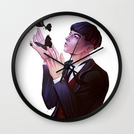 Credence Wall Clock