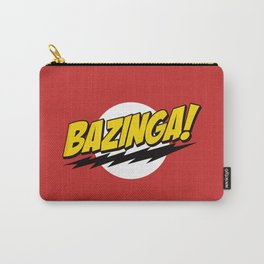 The Big Bang Theory - Bazinga  Carry-All Pouch