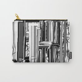 Abstract City #2 Carry-All Pouch