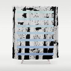 blocks #3 Shower Curtain