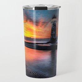 Lighthouse Rescue Travel Mug
