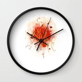 Mom's Spaghetti Wall Clock