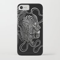 anatomy iPhone & iPod Cases featuring Anatomy  by Martha Calderon