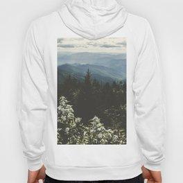 Smoky Mountains - Nature Photography Hoody