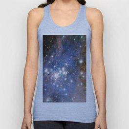 Star cluster Trumpler 14 in the Milky Way (NASA/ESA Hubble Space Telescope) Unisex Tank Top