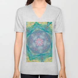 Whimsical Unisex V-Neck