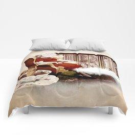 Como cada tarde Comforters