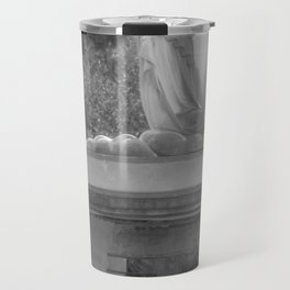 angel on the grave Travel Mug