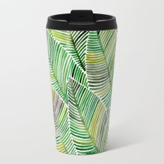 Tropical Green Travel Mug