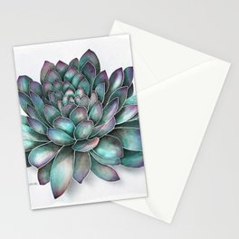 EM Cactus AAA Stationery Cards