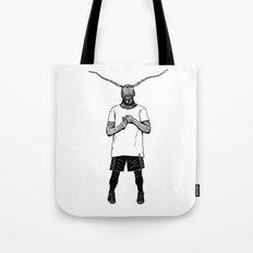 Maxilla Tote Bag