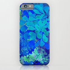 flower blues Slim Case iPhone 6s