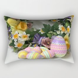 Easter Rectangular Pillow