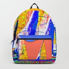 Yachts Racing Backpack