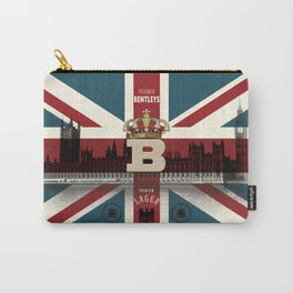 Bentley's Lager Carry-All Pouch