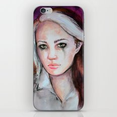 Rogue's Strenght iPhone & iPod Skin