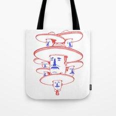 The Mariachi Band Tote Bag