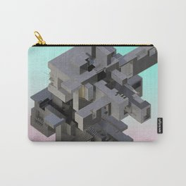 Abstract Cube 20200101 Carry-All Pouch