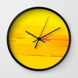 Lightening Speed Wall Clock
