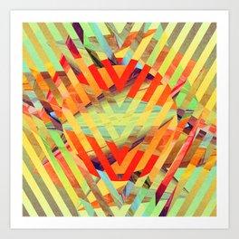 CF II Art Print