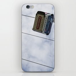 Emirates Cable Car London iPhone Skin