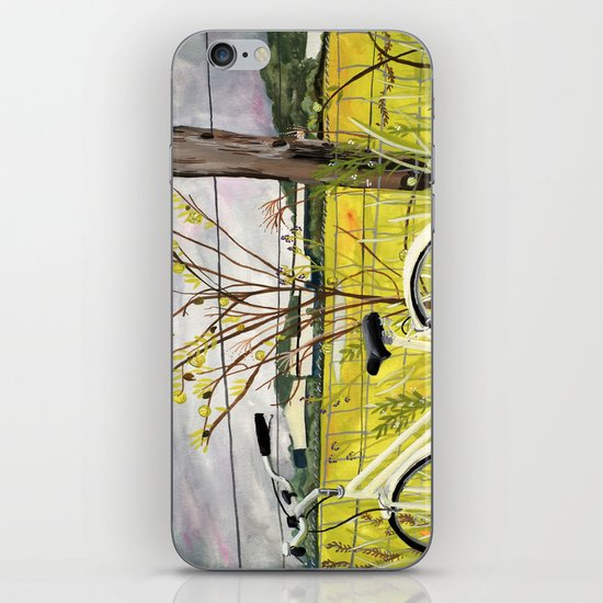 To the Secret Forest iPhone & iPod Skin