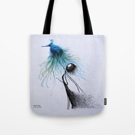 The Sweet Bird of Happiness Tote Bag