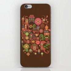 Sugar Machine iPhone & iPod Skin