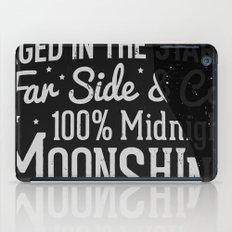 Midnight Moonshine iPad Case
