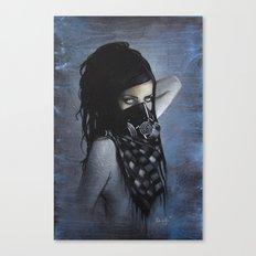 Nicole Lazuli Canvas Print