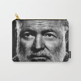 Earnest Ernest Hemingway Carry-All Pouch