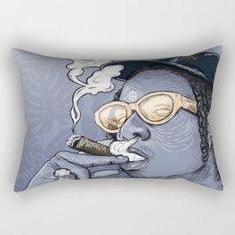 Joey Bada$$. Rectangular Pillow