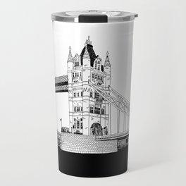 Tower Bridge Travel Mug