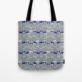 Dancng Violas Tote Bag