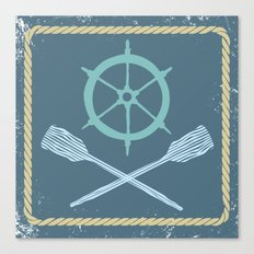 Nautical! Canvas Print