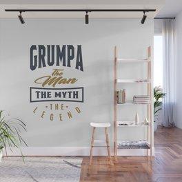 Gift for Grumpa Wall Mural